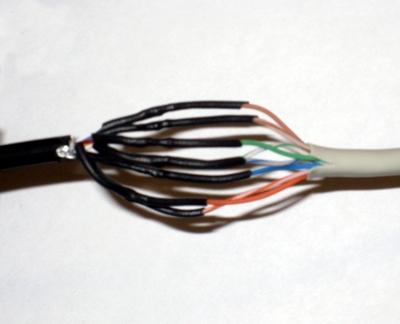 internet kabel skarv