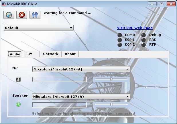RRC-Micro PC-Client | Remoterig com